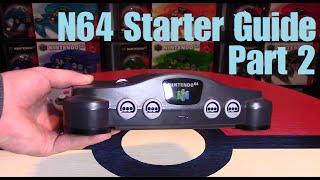 Nintendo 64: $100 Starter Guide - Part 2 | Nintendo Collecting