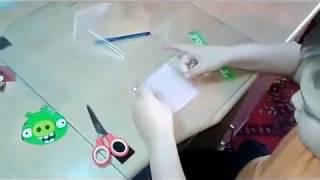 как сделать палетку своими руками видео по математике