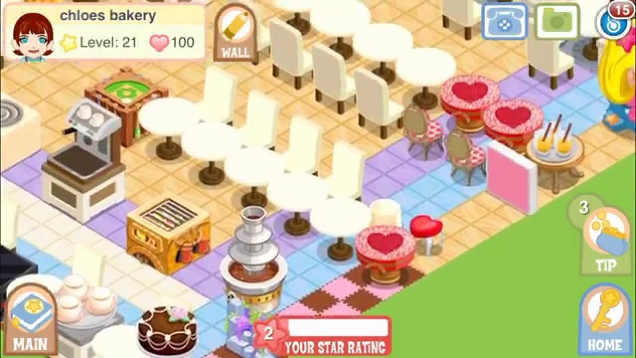 Oven Bakery Story Bakery Story Supreme Dynasty