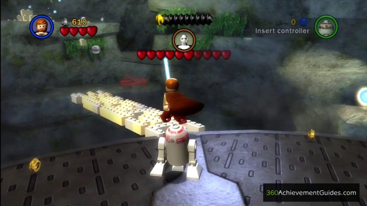 Lego star wars iii: the clone wars xbox360 walkthrough and.