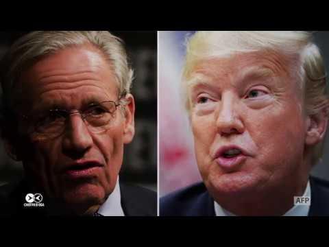"""Боб Вудворд. """"Страх. Трамп в Белом доме"""". Цитаты из американских СМИ"""