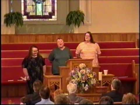 """Somewhere in The Shadows"" - Mount Carmel Baptist Church Choir, Fort Payne Alabama"