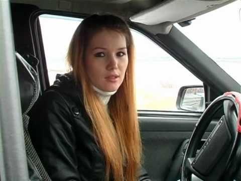Девушка-таксист, г. Печора
