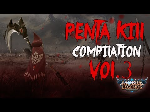 Mobile Legends Penta Kill Compilation Vol.3