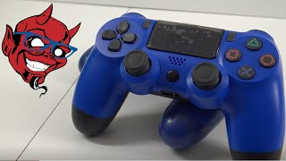 Fake PS4 Wireless Controller Unboxing Review | DATA FROG Ali-Express