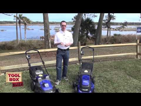 Kobalt 40V Outdoor Power Equipment Preview