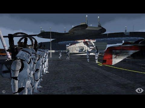 "Arma 3 Star Wars Shiny Final Test ""Close Call for Shinys"""