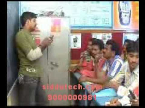 cell phone training in hyderabad