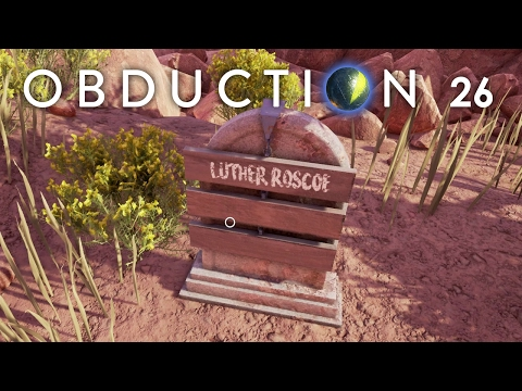 Obduction   Deutsch Lets Play #26   Blind Playthrough   Ingame English
