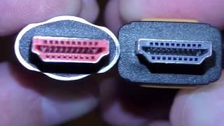 Какой HDMI кабель выбрать