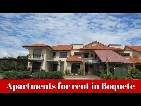 Furnished apartment for rent in Boquete. Panama. Prestige Panama Realty. 6981.5000