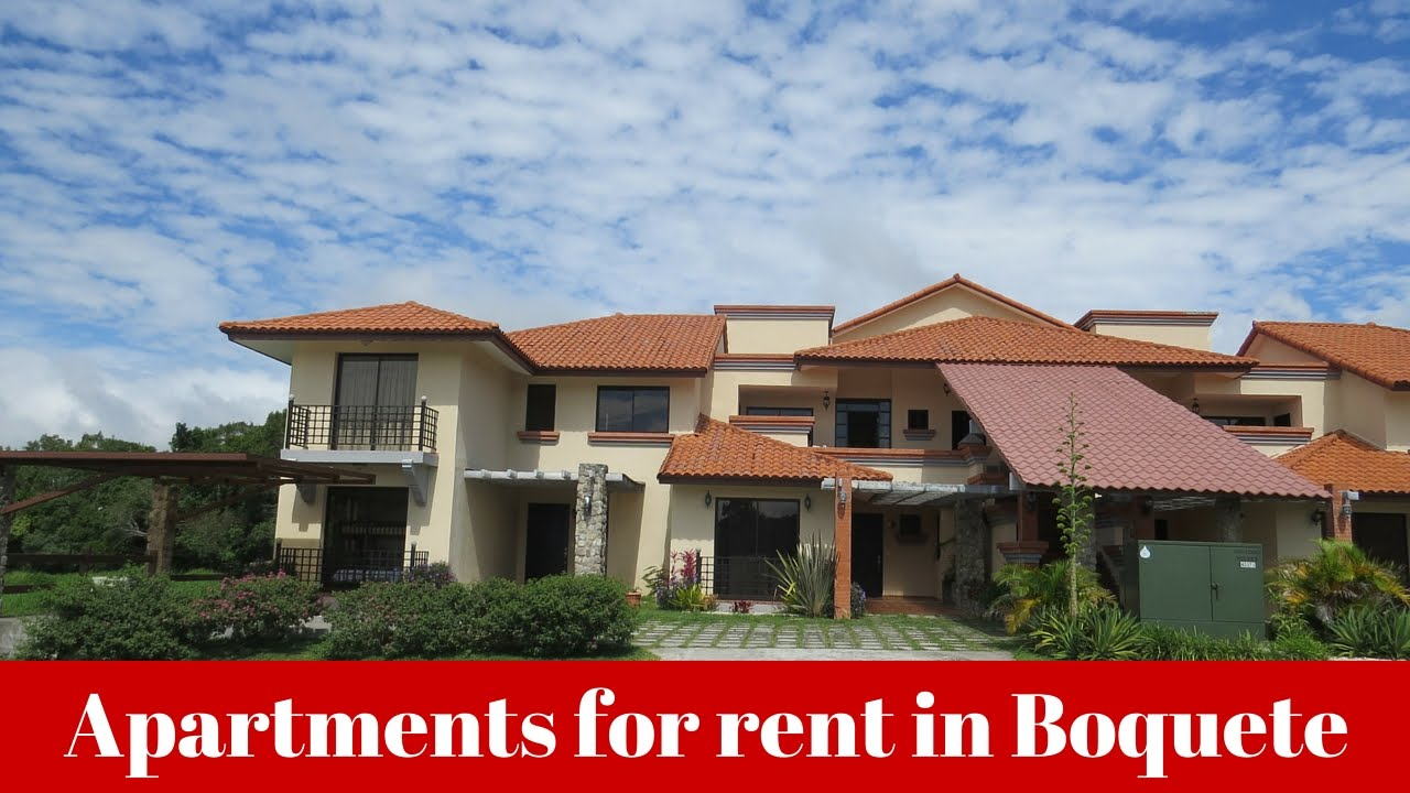Furnished apartment for rent in Boquete Panama Prestige