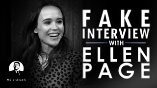 Ellen Page Interview (which never actually happened)