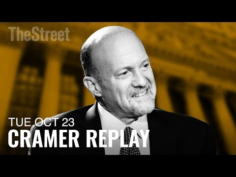 Jim Cramer Gives Investors Advice on Market Volatility