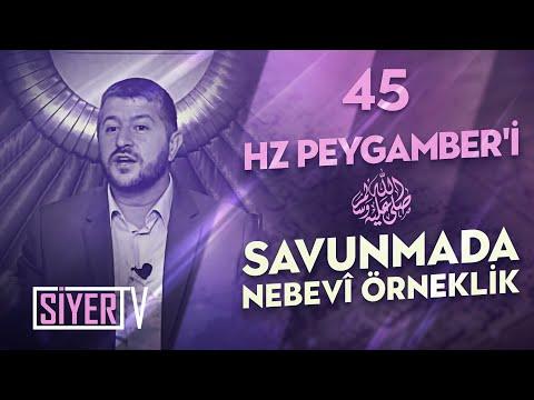 Hz Peygamber'i (sas) Savunmada Nebevî...