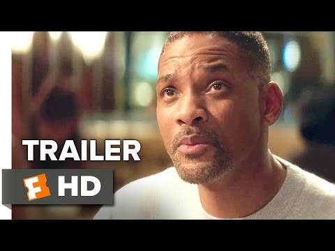 ", [VIDEO] Just in Time For Christmas- Will Smith Stars in ""Collateral Beauty!"""