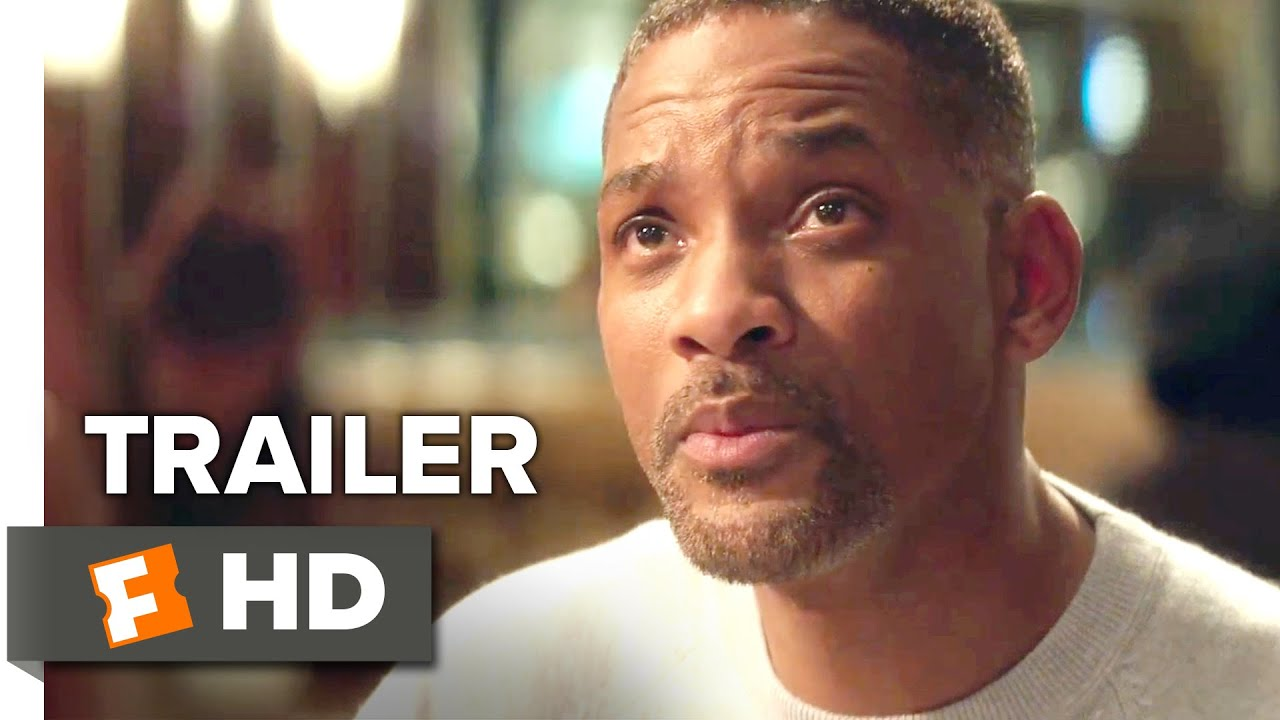 Collateral Beauty ficial Trailer 1 2016 Will Smith Movie