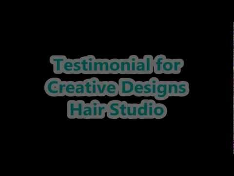 People Love Creative Designs Hair Studio!  Located in Norristown, near Plymouth Meeting, PA
