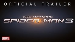 THE AMAZING SPIDER-MAN 3 - Official Trailer (HD)