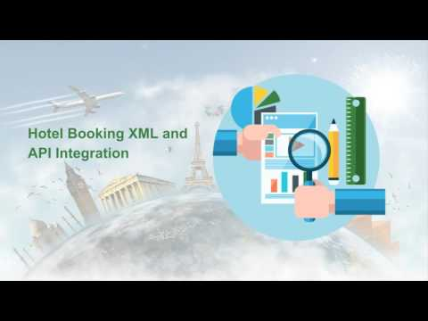 Travel Portal: Xml API Integration For Hotels,Flights,Cars