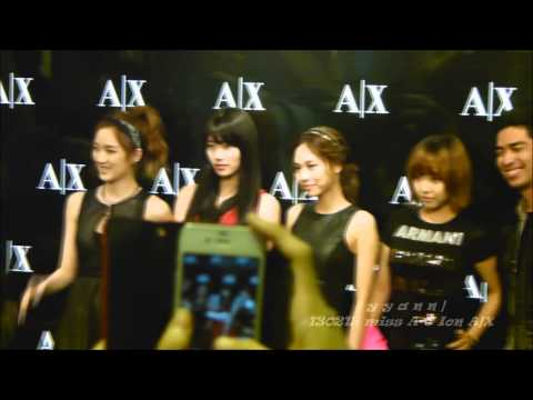 [130215] Miss A @ Singapore Orchard Ion A|X outlet
