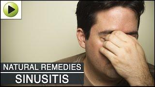 Sinusitis - Natural Ayurvedic Home Remedies