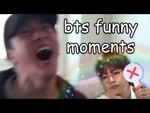 bts being the funniest boyband in the world for 10 minutes straight