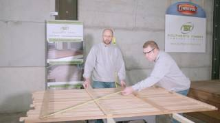 How to build Western Red Cedar Screen & Fence