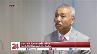 Trò chuyện cùng giáo sư giỏi ở Mỹ nhưng không đủ điều kiện làm hiệu trưởng ở Việt Nam | VTV24