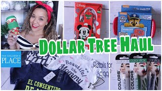 Dollar Tree Haul December 2019 Gift Ideas and More!