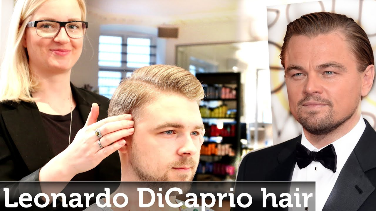 leonardo dicaprio & ryan gosling hair inspiration | men's