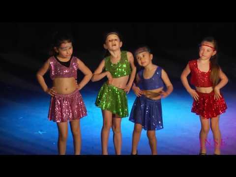 """Детская хореография 5-6 лет, танец """"Диско"""""""