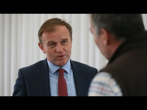 Cereals 2017: George Eustice on Brexit negotiations