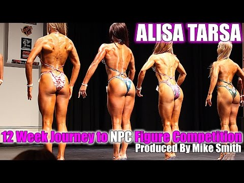 First NPC Figure Competition | Motivating Documentary featuring Alisa Tarsa | Produced by Mike Smith