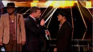 Bruno Mars - Locked Out of Heaven (The X Factor UK)