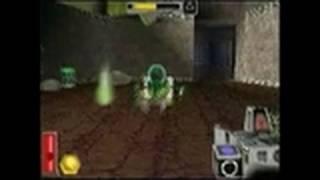 Bionicle Heroes Nintendo DS Gameplay