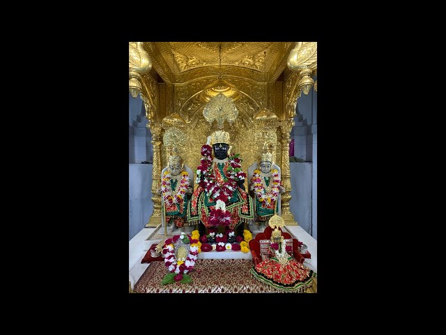 Gurugadi Sarsapuri Shangar Aarti live Darshan-Fagan sud Purnima 28 March 2021
