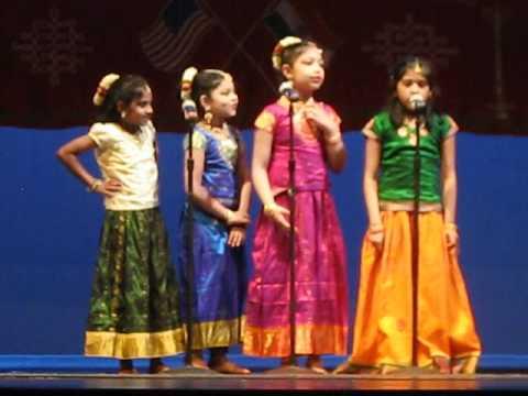 bharathiyar tamil songs children youtube