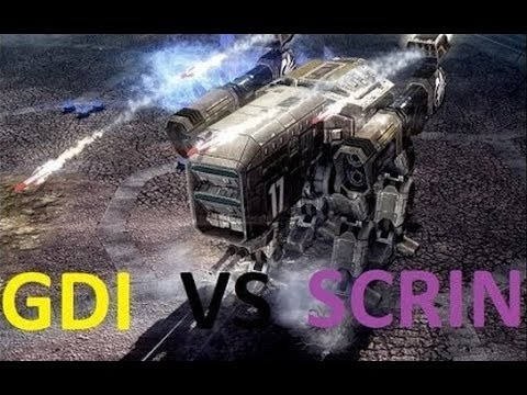 Tiberium Essence 1.6 - GDI vs brutal Scrin [1080p]