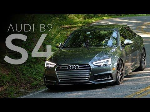 Mountain Drive: Car 5 - B9 Audi S4