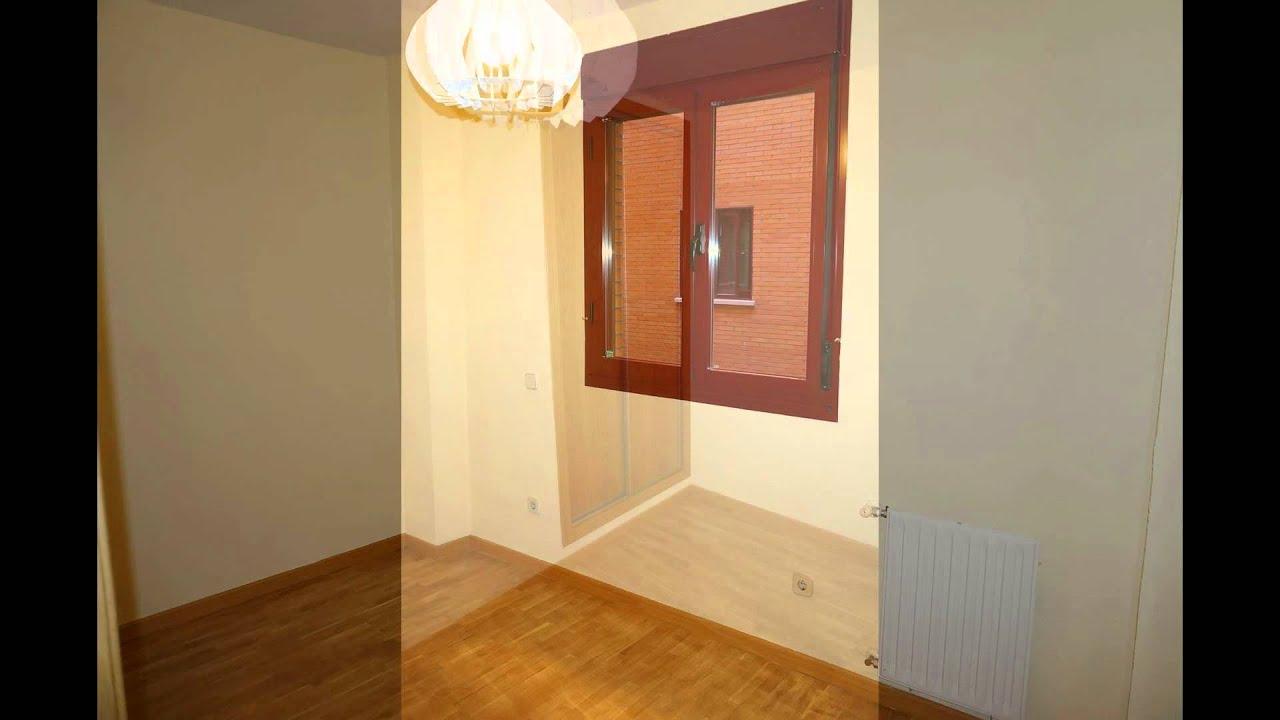 Ap397 piso en alquiler en tres cantos avenida de vi uelas youtube - Alquiler habitaciones tres cantos ...