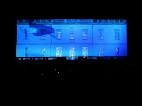 Bombay Sapphire Queens House Projection title WEB