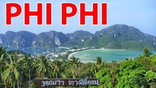 Heaven on Earth, Ko Phi Phi Don | Thailand trip 2014 | Day 11