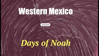 UPDATE: Hurricane Norma forecasted to drop stupefying amount of rain - West Mexico