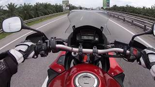 Honda VFR1200X Crosstourer X Review - Automatic Gearbox | Faisal Khan