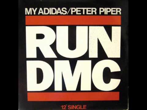 Run DMC : Peter Piper, My Adidas  at the Apollo, 1987