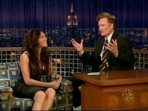 Conan O'Brien 'Ayda Field 111704