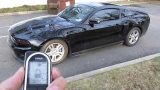 2012 Mustang Viper Auto Start Manual Trans + Airlift Digital Suspension