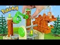 Pokemon Toys Old Castle Of Huge Tree 4 Packs Unboxing Opening mp3