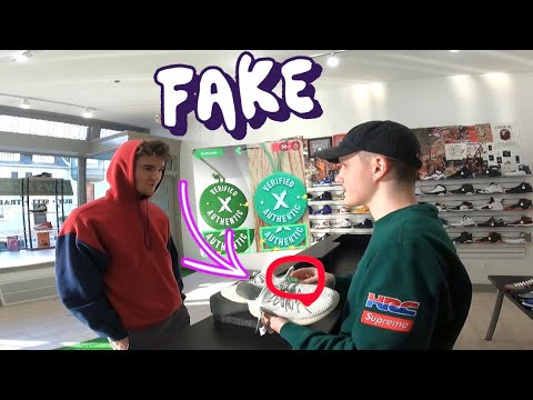 These FAKE Yeezys Had A FAKE Stock X Tag?! (A Day In The Life Of A SNEAKER RESELLER Part 86.)